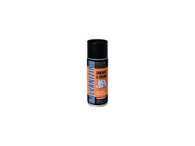 Galvanizing spray 400ml | Zincante a freddo 95% (6pz)