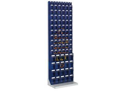STTE89 Scaffale portaminuteria con 89 cassetti serie Stala Top