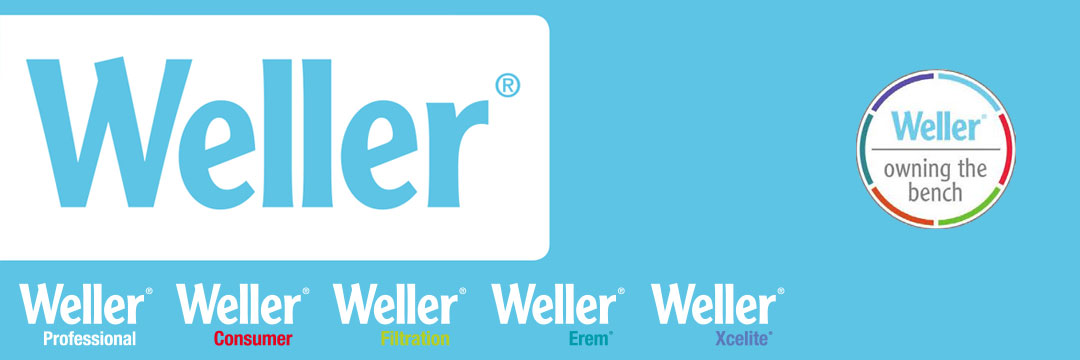 Weller - Attrezzatura per saldatura manuale