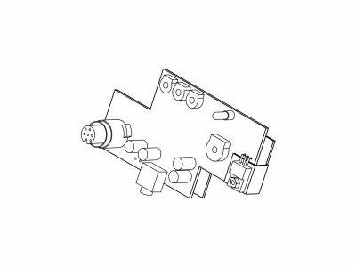 Circuito stampato regol. WS81 Weller - T0058748932