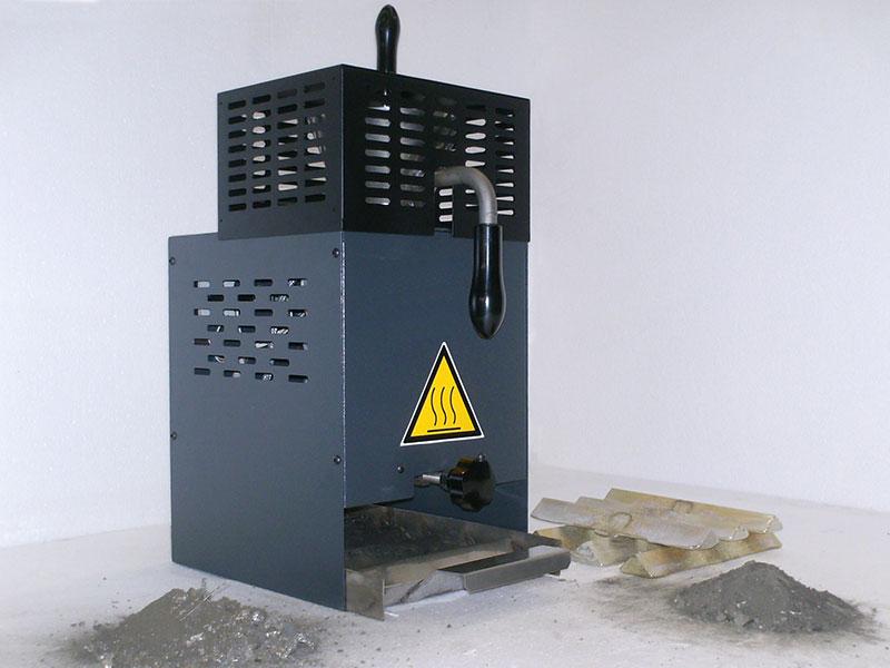 Separatore di scorie DS4000
