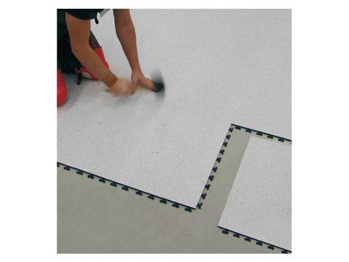 Posa della pavimentazione autobloccante Colorex Plus