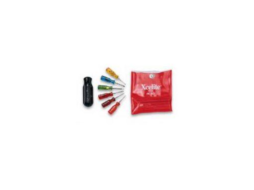 Weller Xcelite M60N Mini Screwdrivers Set (7pcs)