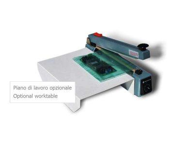 TIS Termosaldatrice manuale 200/500mm (con o senza lama di taglio)