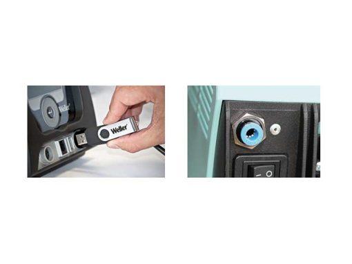 WXD 2 Weller: Porta USB, Retro   T0053426699N