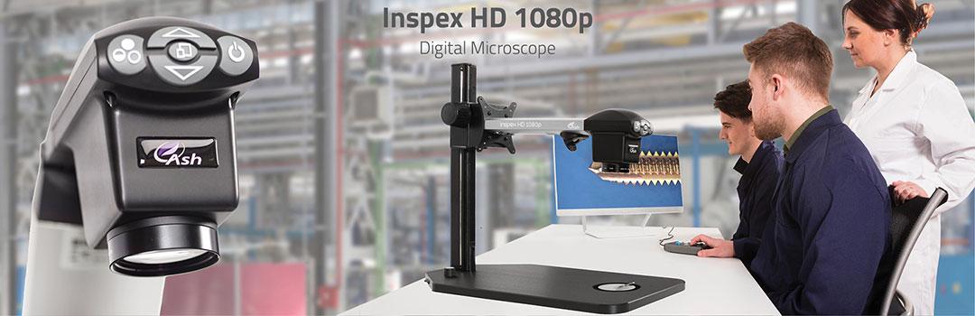 Microscopio digitale Inspex HD 1080p | Ash Technologies