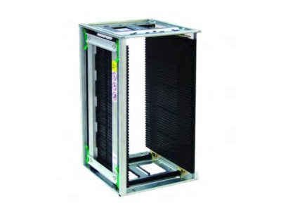 Rack portaschede antistatico 60°C (355x320x563h mm)