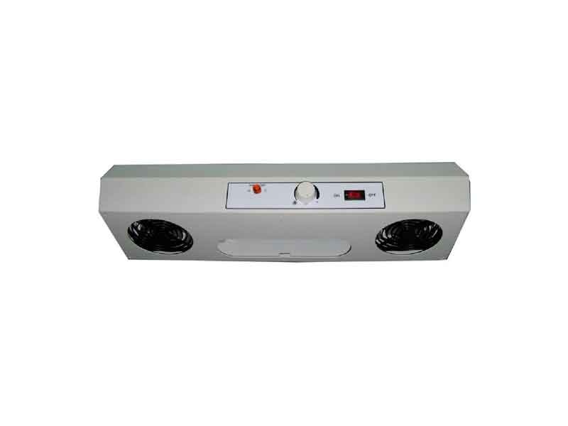 EE105 Barra ionizzante con 2 ventilatori