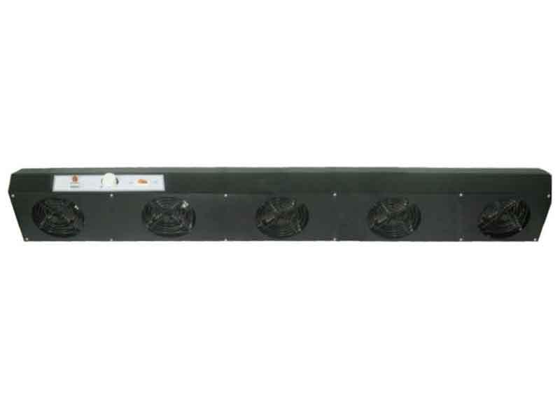 EE113 Barra ionizzante con 5 ventilatori