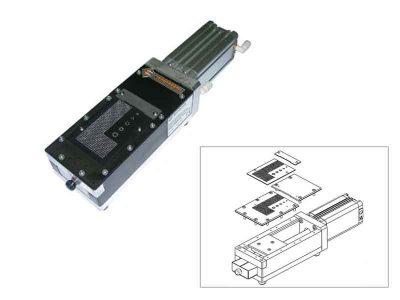 MMP15 Troncatrice pneumatica per componenti radiali sfusi