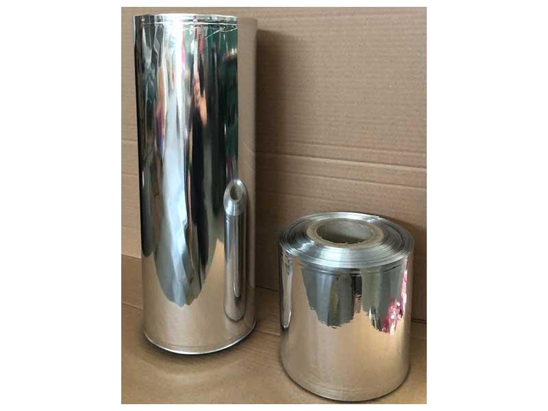 Tubolare shielding antistatico ESD metallizzato (7 formati)