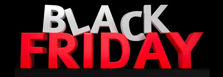Black Friday | Sconto del 10% il 29 Novembre 2019