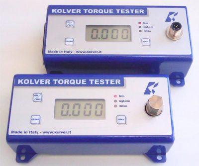 Misuratore di coppia Kolver MINIK5/S (0.3 - 5.0 Nm)