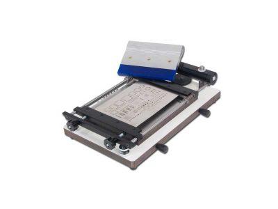 Serigrafica manuale SMD | Stencil printer EM240