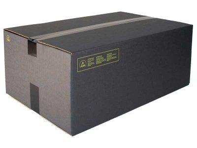 Hans Kolb mod. TAB RSC American Box | Scatola antistatica in cartone ESD CORTRONIC®