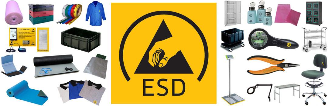 Prodotti anstistatici ESD