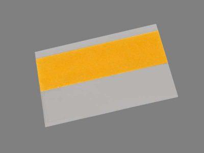 Portaetichette antistatico ESD dissipativo (140/210x100 mm)