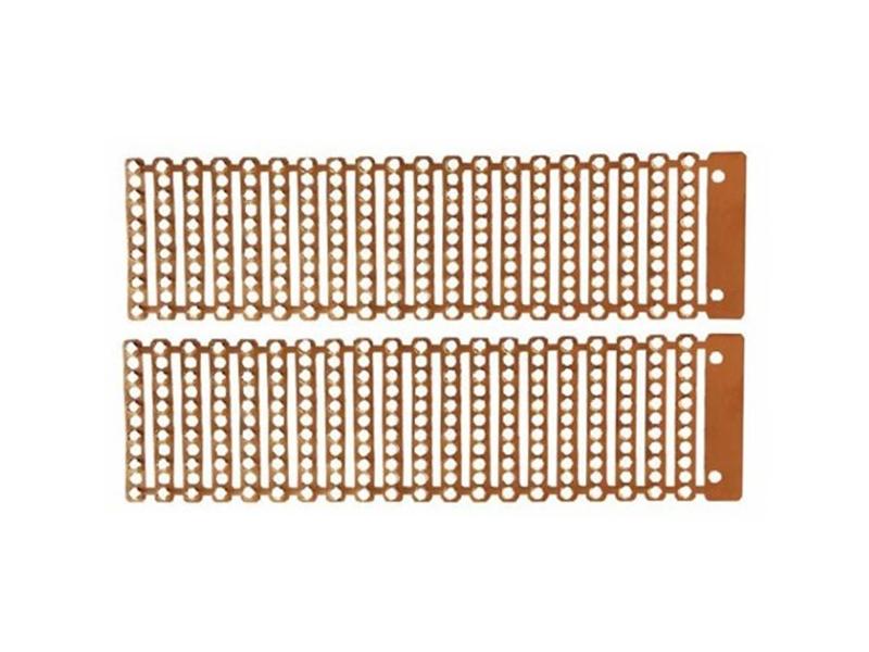 Splice clip metalliche A003 per pinzatrice A001 (500pz)