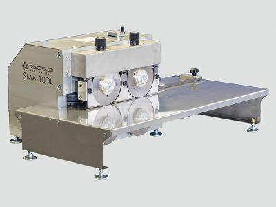 SMA-10DL Separatore schede preincise motorizzato 4 lame (Al, FR4)