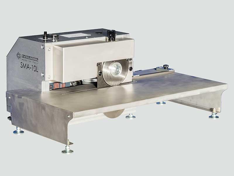 SMA-10L Separatore schede preincise motorizzato 2 lame (FR4)