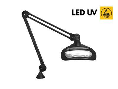 WAVE LED UV ESD Lente antistatica Vision Luxo (171x114mm, 3.5/5di)