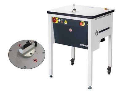 Depannellizzatore Piergiacomi DPF 300 | Macchina per il taglio degli istmi dei PCB