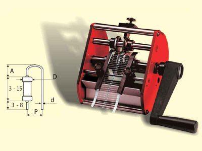 Superform/V-LC Preformatrice assiali montaggio verticale