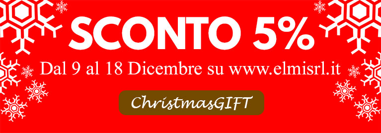 ChristmasGIFT 2020 | Sconto 5%