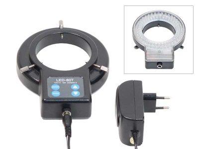 IN5800 Anello LED per stereomicroscopi serie IN5