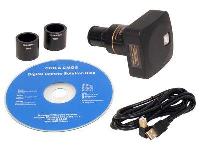 IN5930 Videocamera digitale 3MP per microscopi IN5