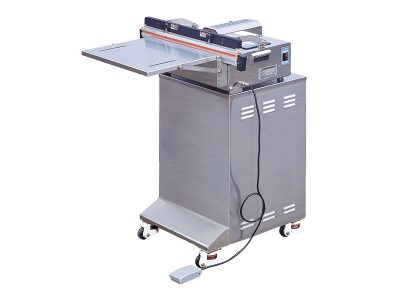 EM600-ES Termosaldatrice sottovuoto Deluxe con Stand (600mm)