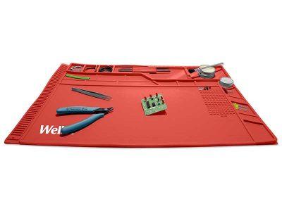 Tappetino per postazione di saldatura Weller Hardware | WLACCWSM1-02