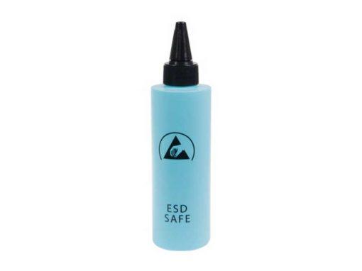 Flacone dispenser antistatico ESD Azzurro linea Economy (250ml)