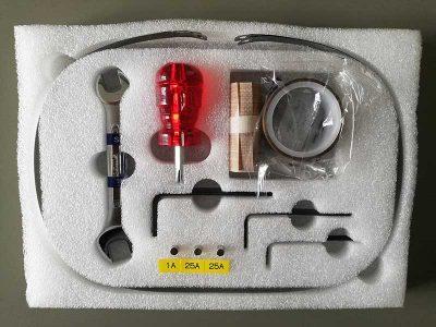 Service Kit Ricambi per Termosaldatrici Deluxe serie EM