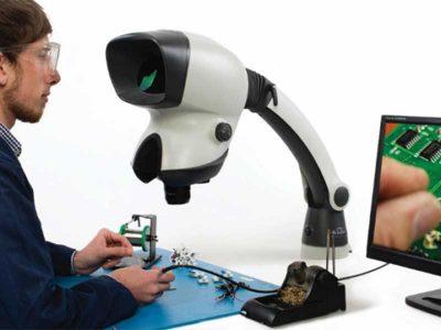Mantis Elite-Cam HD Universal - Visore 3D con telecamera (2-20x)