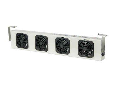 KF80AR Barra ionizzante 4 ventilatori alta frequenza (0±10V)