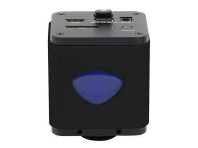 WH5 Telecamera da microscopio passo-C con misurazioni. sensore CMOS 5MP, connessioni Wi-Fi/HDMI, scheda SD