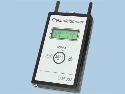 EFM-022 Misuratore di campo per applicazioni ESD